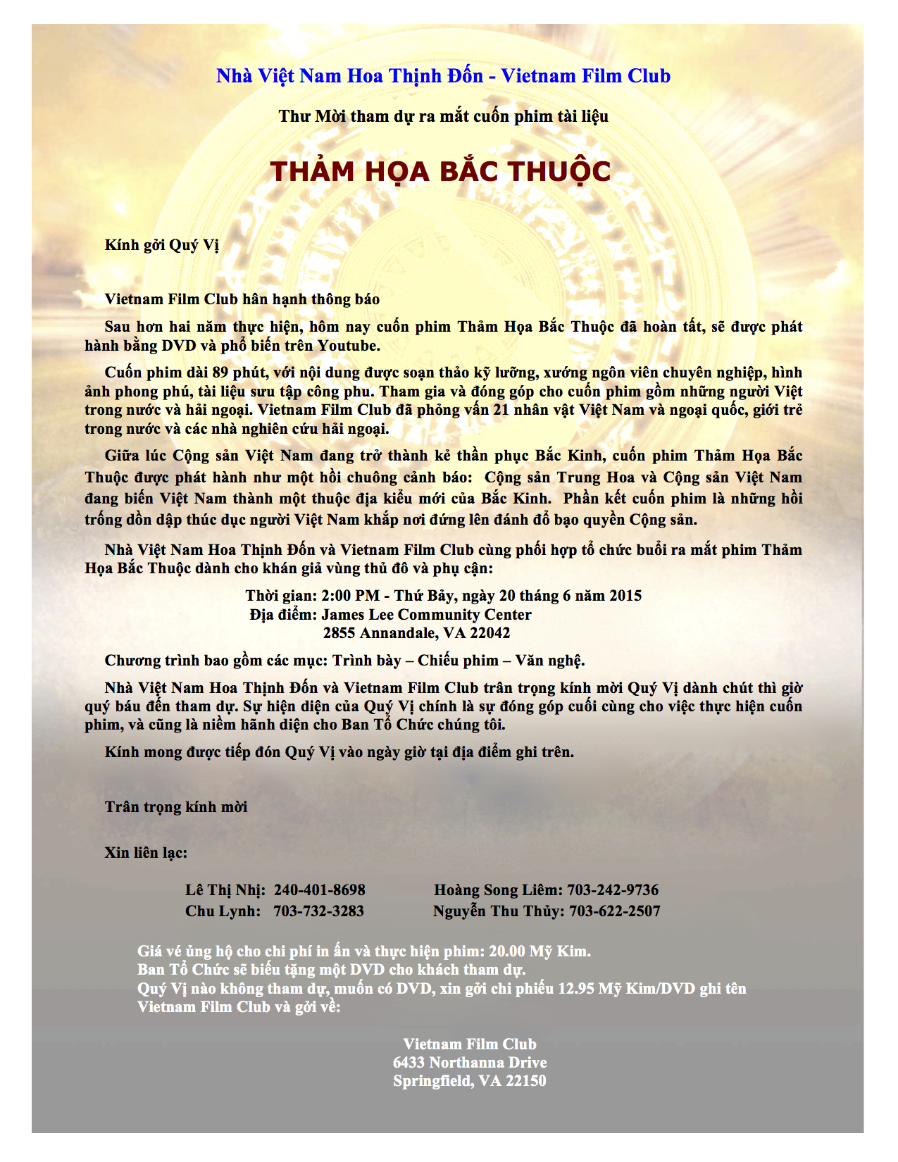 Thu Moi Ra Mat THBT