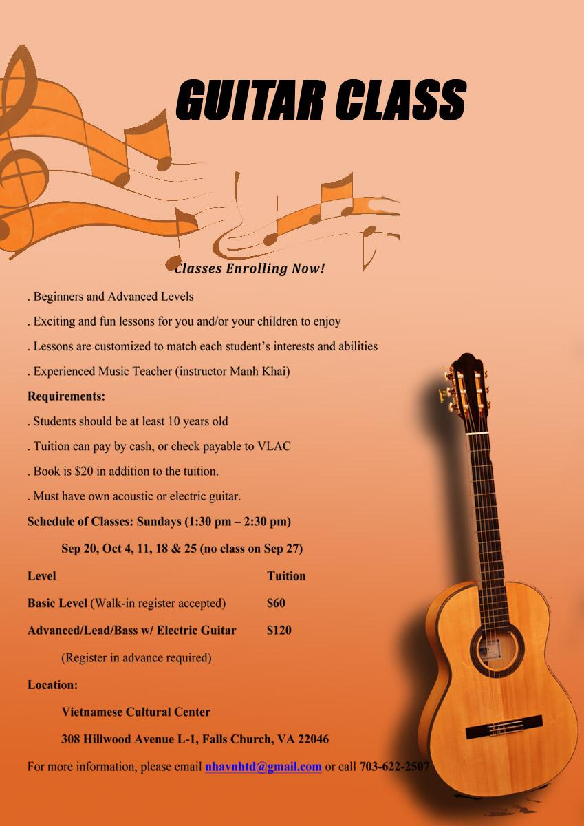 guitar class-9