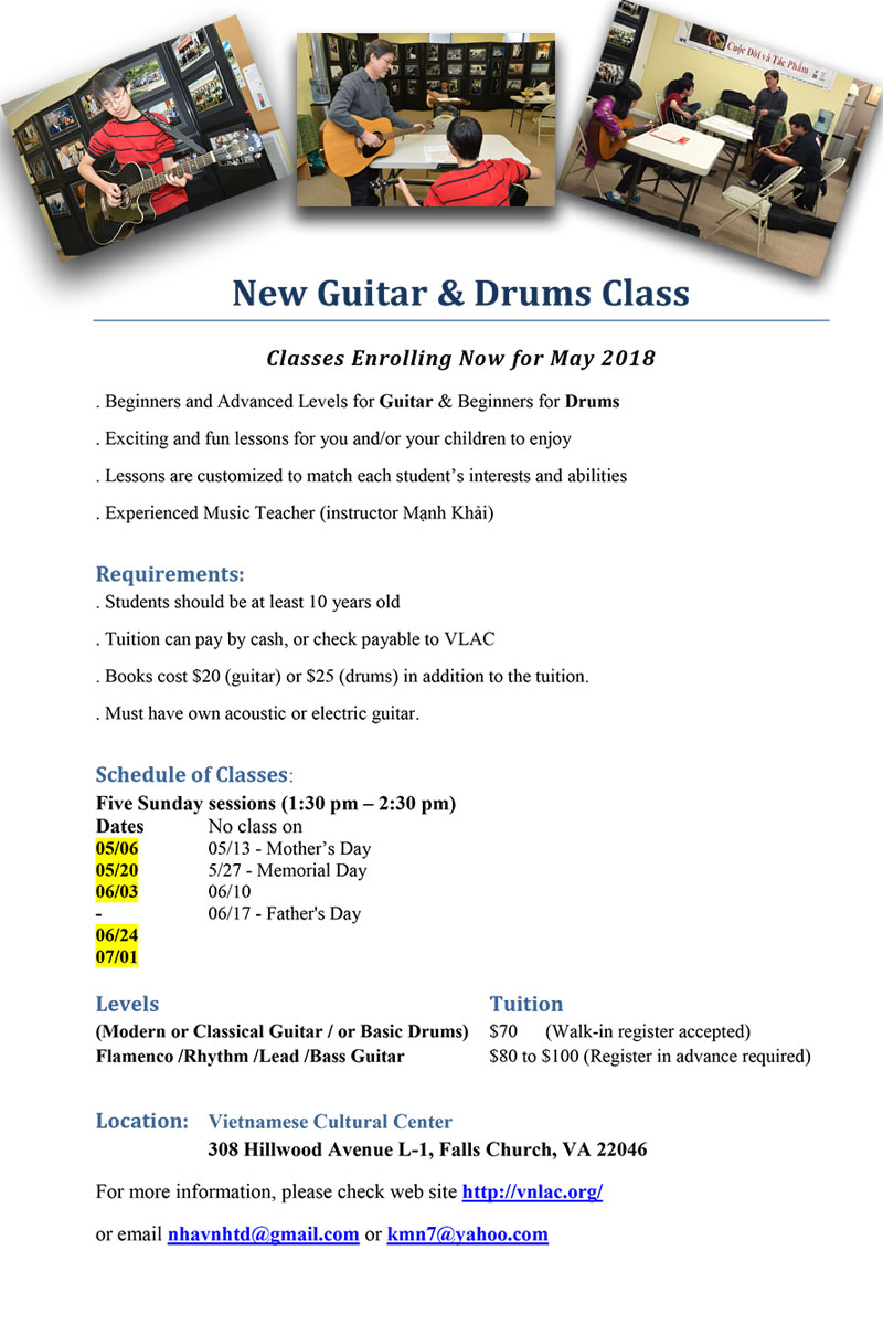 guitar Drums